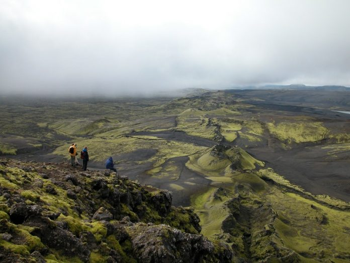 Ben Franklin was right again! This time is about Iceland volcano eruption