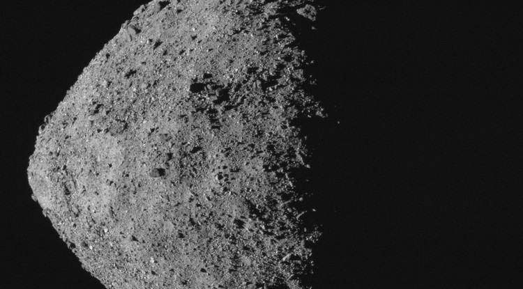"""Why the asteroids Bennu and Ryugu have their signature """"spinning-top"""" shapes"""