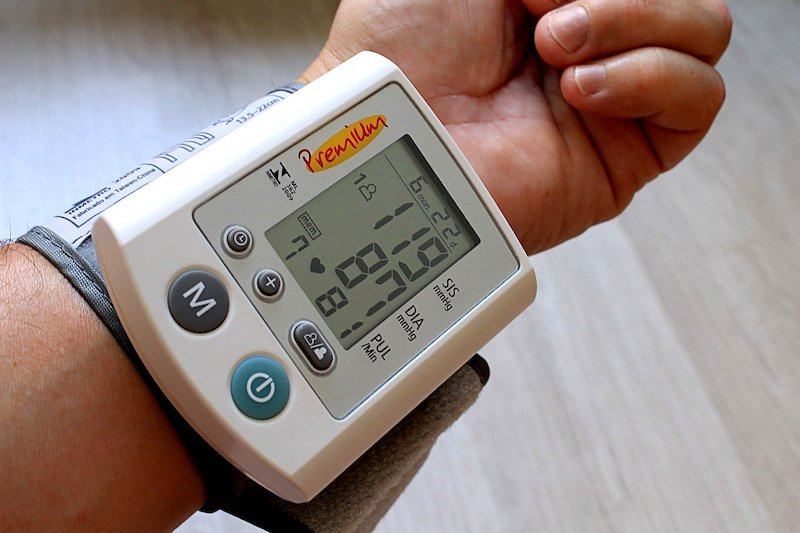 High blood pressure in midlife is linked to more brain damage in later life